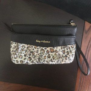 Juicy Couture Wristlet with Strap